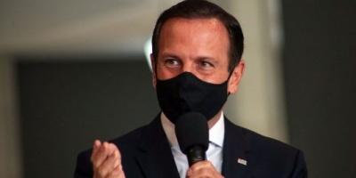 """""""Argentina es un ejemplo"""" contra la pandemia, dice el gobernador de San Pablo"""