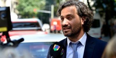 """Tras el banderazo, Cafiero apuntó contra la """"oposición irresponsable"""" y advirtió sobre los """"discursos de odio"""""""