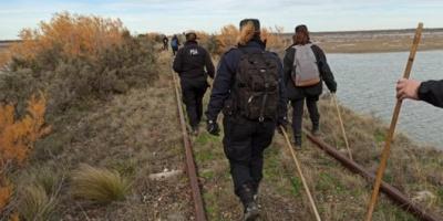 Búsqueda de Facundo Castro: investigarán los restos óseos hallados por los perros