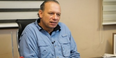 Sergio Berni fue aislado luego de que un colaborador diera positivo de coronavirus