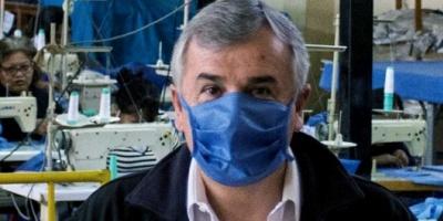 """Gerardo Morales, sobre el viaje de Macri: """"Mejor me callo; no me gustan algunas actitudes"""""""