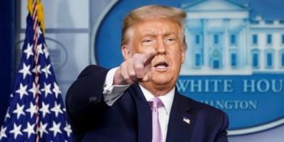 """Donald Trump afirmó que Estados Unidos también está """"muy cerca"""" de aprobar una vacuna"""