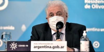 """González García: """"Apuesto que la vacuna este en el primer trimestre del próximo año, soy optimista"""""""