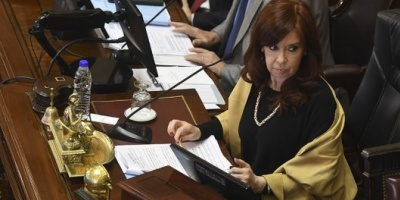 """El oficialismo denunció que """"el bloque macrista nuevamente quiere paralizar el Senado y se niega a debatir"""""""