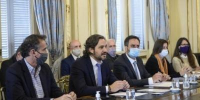 """Cafiero: """"Queremos una Argentina de pie y sustentable"""""""