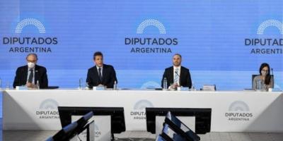 """Guzmán: El Presupuesto 2021 """"es un paso fundamental en el proceso de estabilización de la economía"""""""