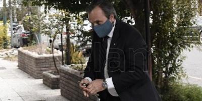 El juez Auge rechazó enviar la causa de espionaje sobre el Instituto Patria a Comodoro Py