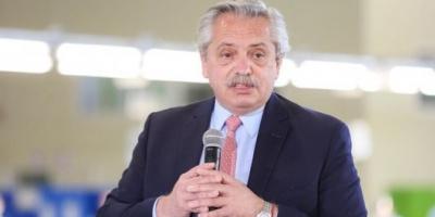"""Fernández: """"No hay ninguna posibilidad de que deje el diálogo para hacer política"""""""