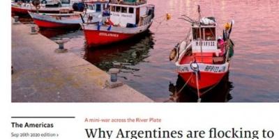 The Economist y las razones por las que 20.000 argentinos quieren irse a vivir a Uruguay