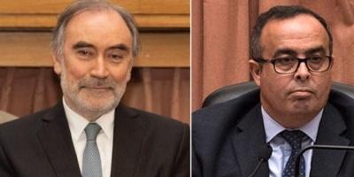 La Corte Suprema les dio una licencia extraordinaria de 30 días a Bruglia y a Bertuzzi