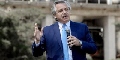 """Alberto Fernández: """"Devaluar es muy fácil, pero es una máquina de generar pobreza"""""""