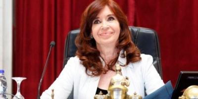 Sobreseyeron a Cristina Kirchner en una de las causas derivadas del caso de los cuadernos