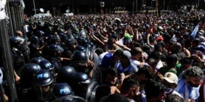 Los incidentes provocaron una fuente interna política entre el Gobierno nacional y el de la Ciudad