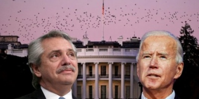 Alberto Fernández dialogó con Biden para relanzar las relaciones bilaterales con la Casa Blanca
