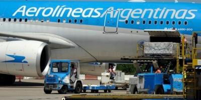Llegó a Ezeiza el avión de Aerolíneas Argentinas con la segunda tanda de 300.000 dosis de la vacuna Sputnik V