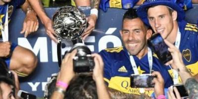 Tevez, sin filtro: fuerte autocrítica del partido con Santos, la relación con Riquelme y su futuro en Boca  <div> </div>