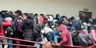Tragedia en Bolivia: siete estudiantes universitarios murieron al caer de un cuarto piso