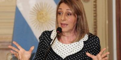 """Gils Carbó: """"Detrás de la persecución judicial hay una sola persona, Mauricio Macri"""""""