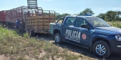 Robo ganadero del siglo en Santa Fe: secuestraron más vacas con marcas adulteradas y un ex diputado fue detenido