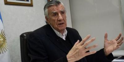 Gioja presentó un proyecto para que funcionarios del gobierno de Macri paguen con sus patrimonios el préstamo del FMI