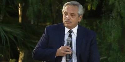 """Fernández: """"El secreto es trabajar todos juntos para que la Argentina funcione"""""""