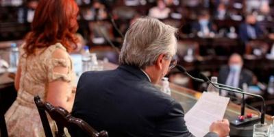 La agenda de reforma judicial anunciada por el Presidente reavivó las diferencias en el Congreso