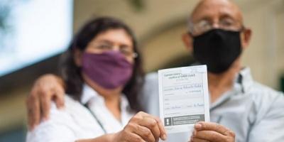 Nuevo récord del plan de vacunación: se aplicaron casi 377 mil dosis en un día en todo el país