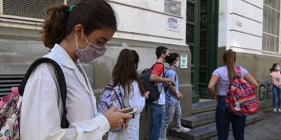 El miércoles volverán las clases presenciales en la provincia de Buenos Aires