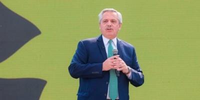 Reunión de Alberto Fernández con ministros para analizar los pasos a seguir