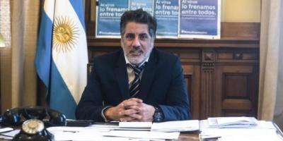 Renunció el secretario de Medios y Comunicación Pública, Pancho Meritello