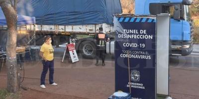 Levantaron los controles sanitarios en accesos a la provincia de Misiones
