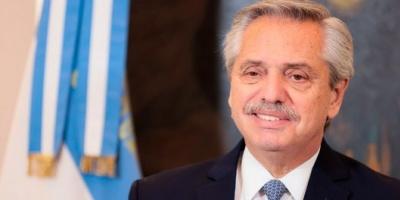 """Alberto Fernández: """"Es fundamental la cooperación entre los países para lograr la seguridad alimentaria"""""""