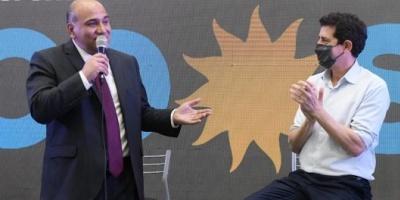 """Juan Manzur: """"El Presidente es el que conduce y marca la agenda"""""""