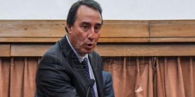 Denunciaron al camarista Mariano Llorens por reunirse con Macri mientras era presidente