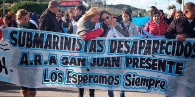 Familiares piden que no haya convocatoria política durante la declaración de Macri