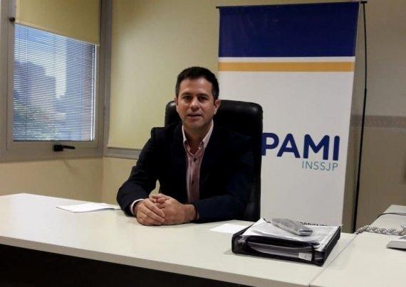 Impacto Corrientes.COM - Asumió Cristian Aragón, Director Ejecutivo de Pami  Corrientes